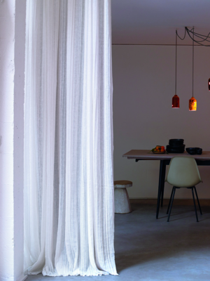 pleated-voile-panel