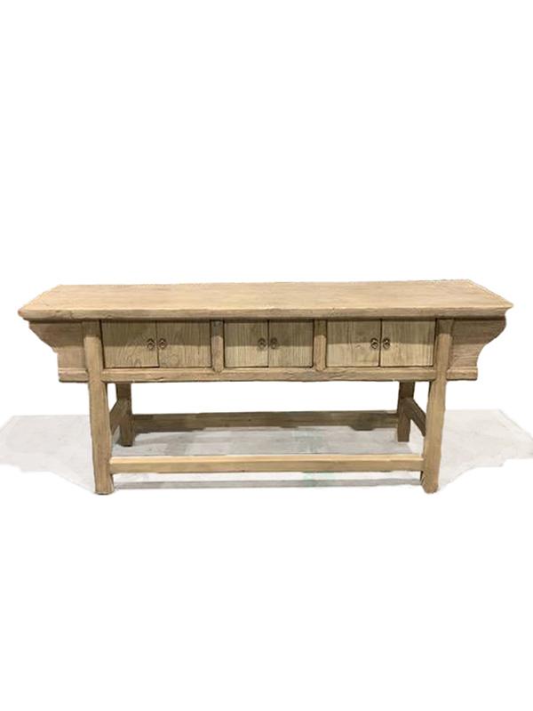console-6-doors-elm-wood