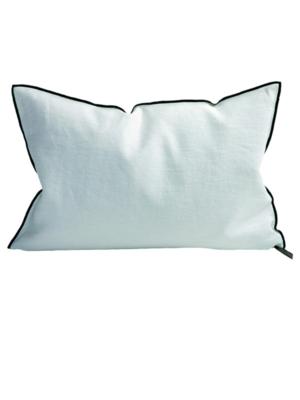 linen-cushion-black-line-white