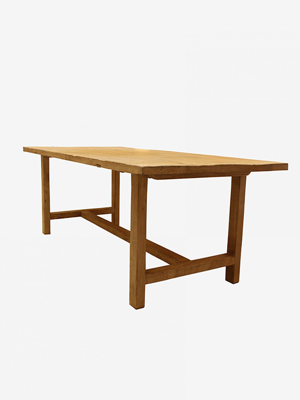 Elm-wood-dining-table